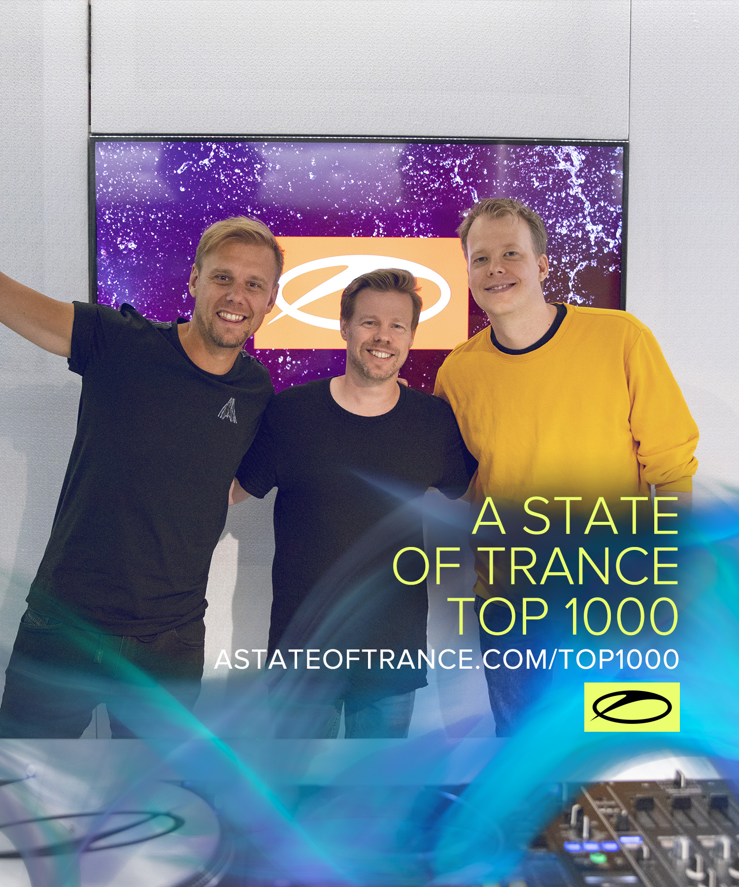A State Of Trance Top 1000.