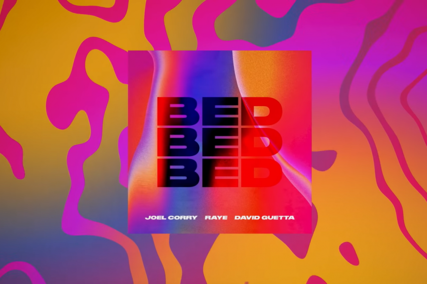 David Guetta Collaborates with Joel Corry & RAYE for 'Bed'
