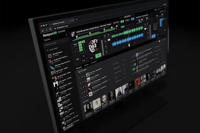Beatport Dj Browser-based