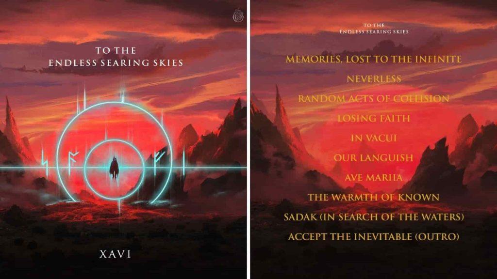 Xavi debut album