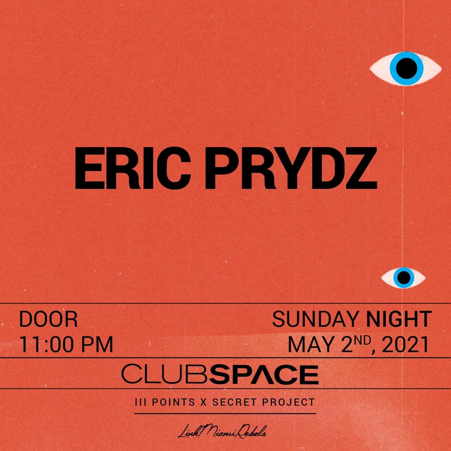 Eric Prydz After Party