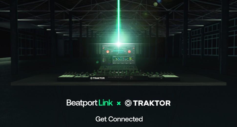 Beatport Traktor