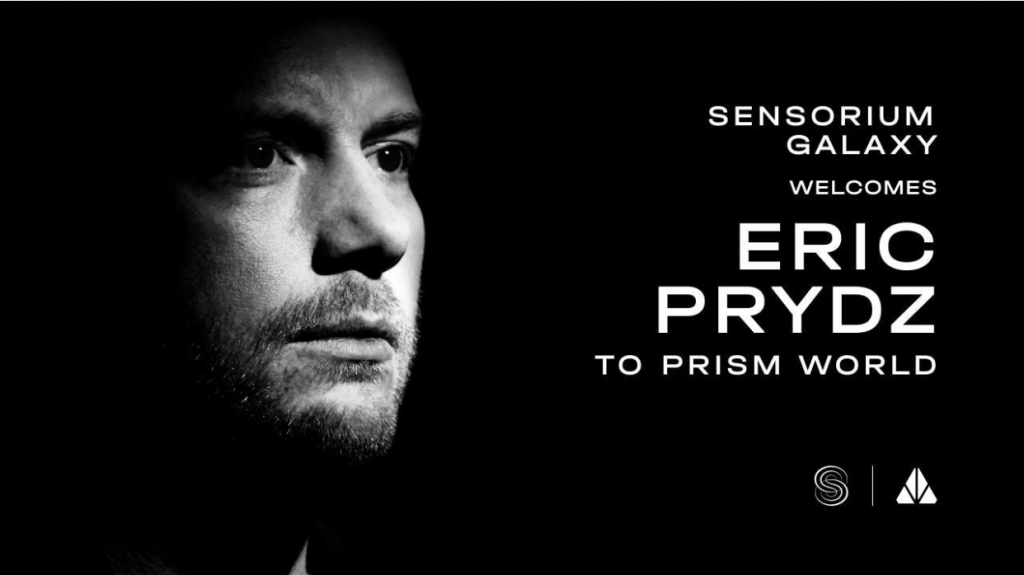 Eric Prydz PRISM is coming!