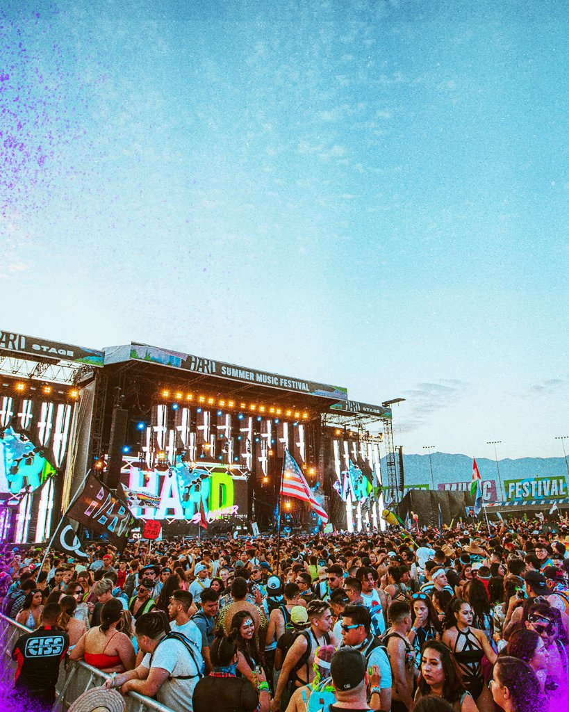 Attending HARD Summer? Here's What You Need to Know