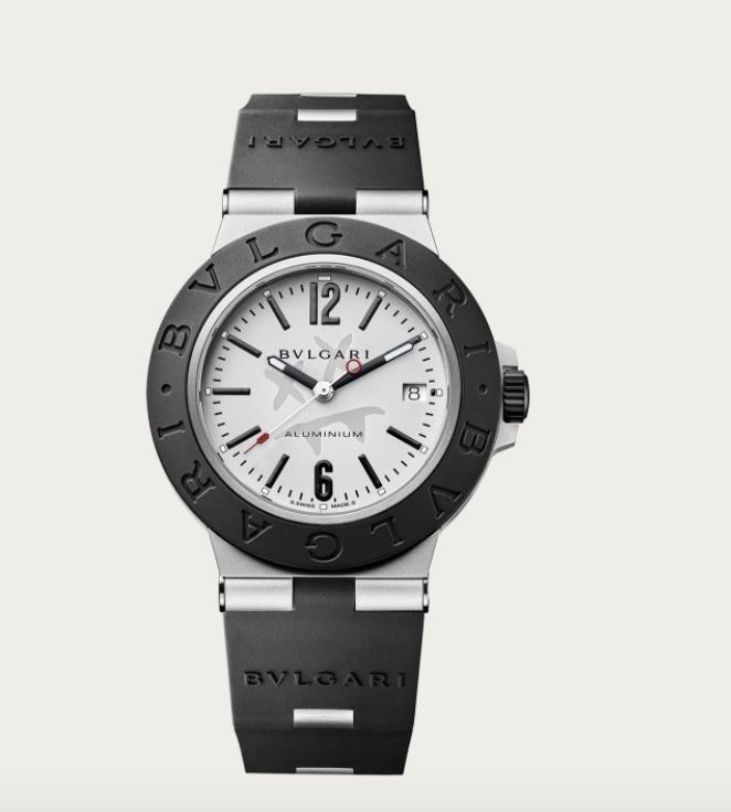 Steve Aoki's watch