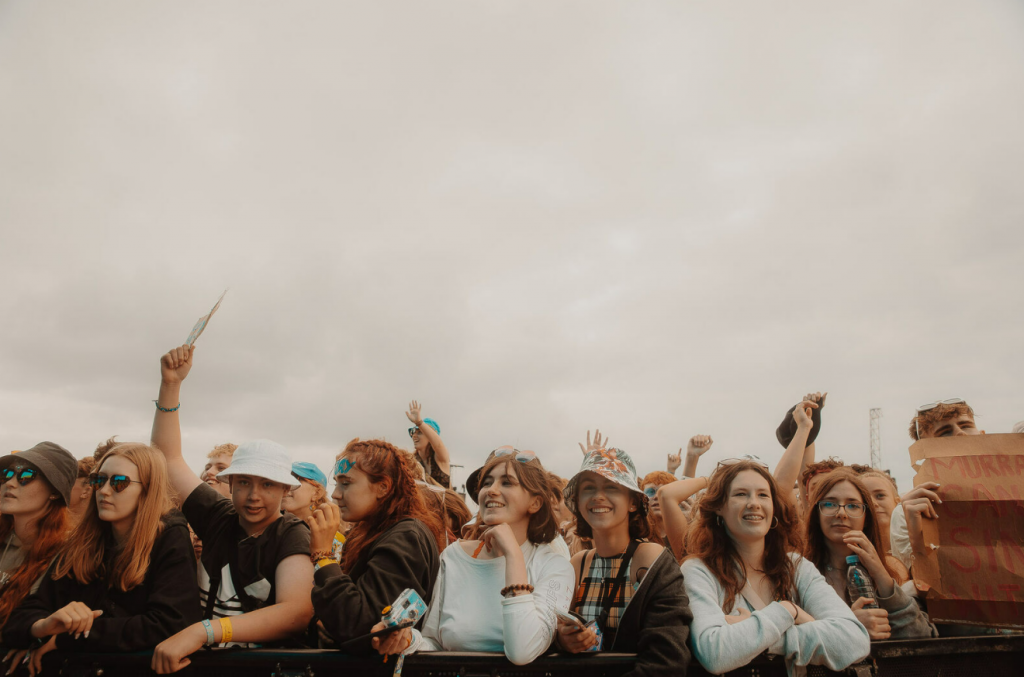 Reading Festival 2021 crowd