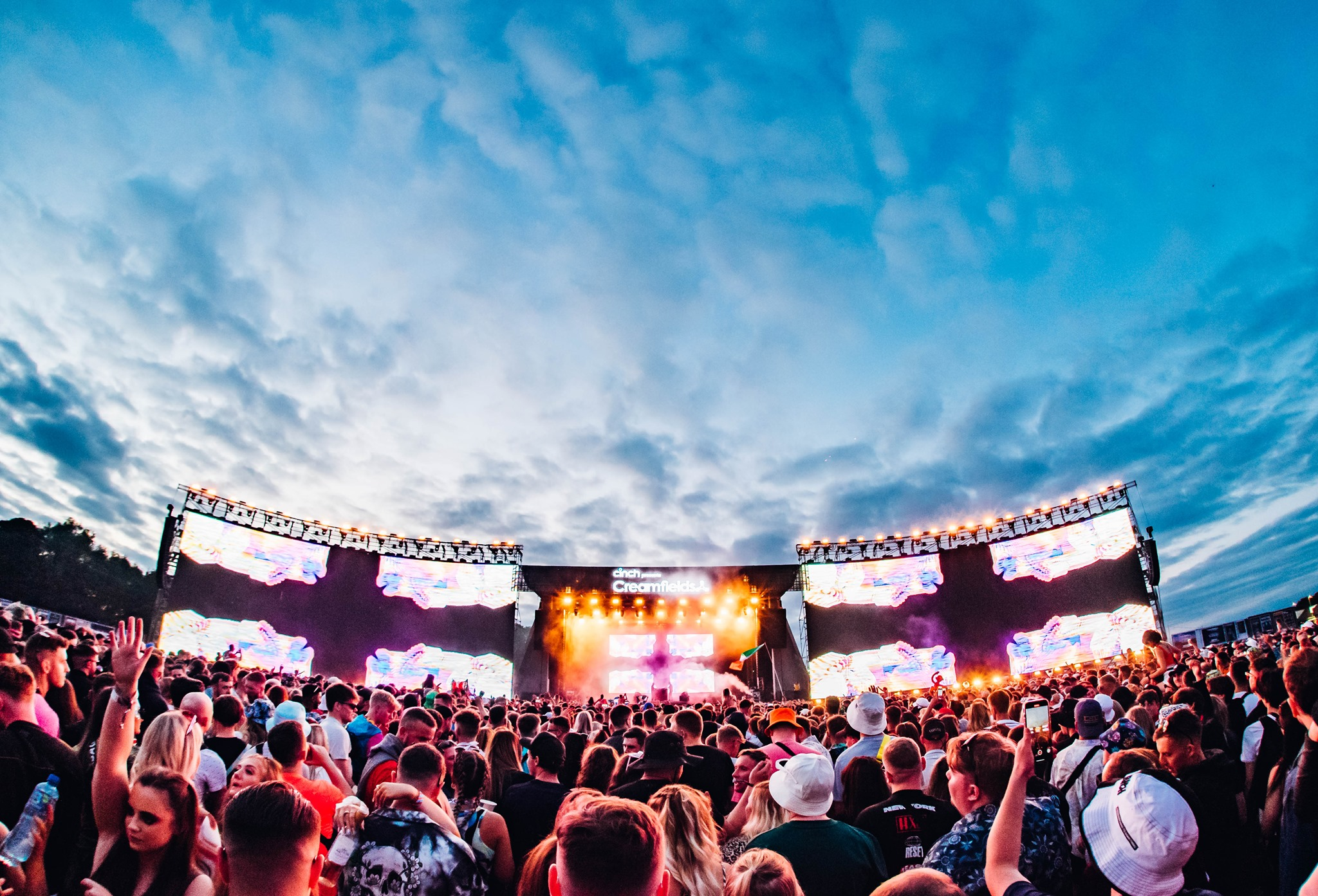 Creamfields 2022 Sells Out In Record Time