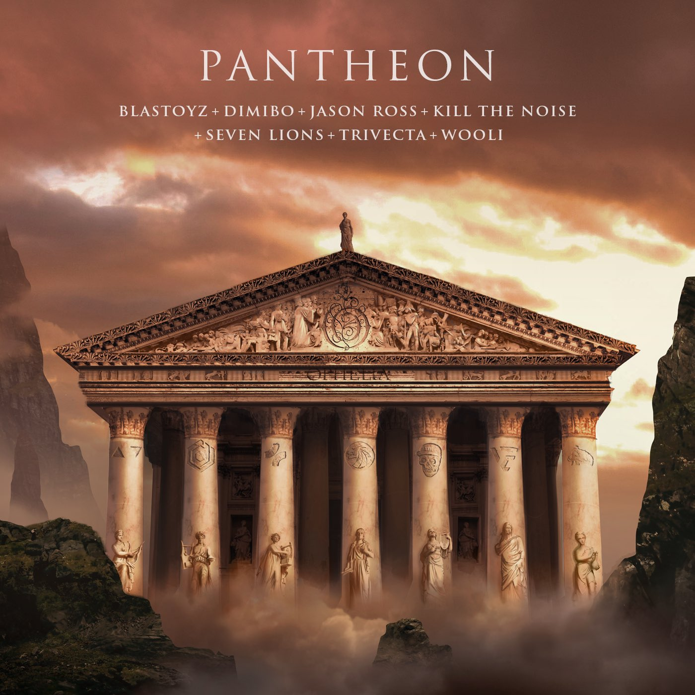 Seven Lions' Ophelia Records Label Releases Highly-Anticipated Collab, 'Pantheon'